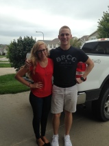 Favorite person in the world...Brother!
